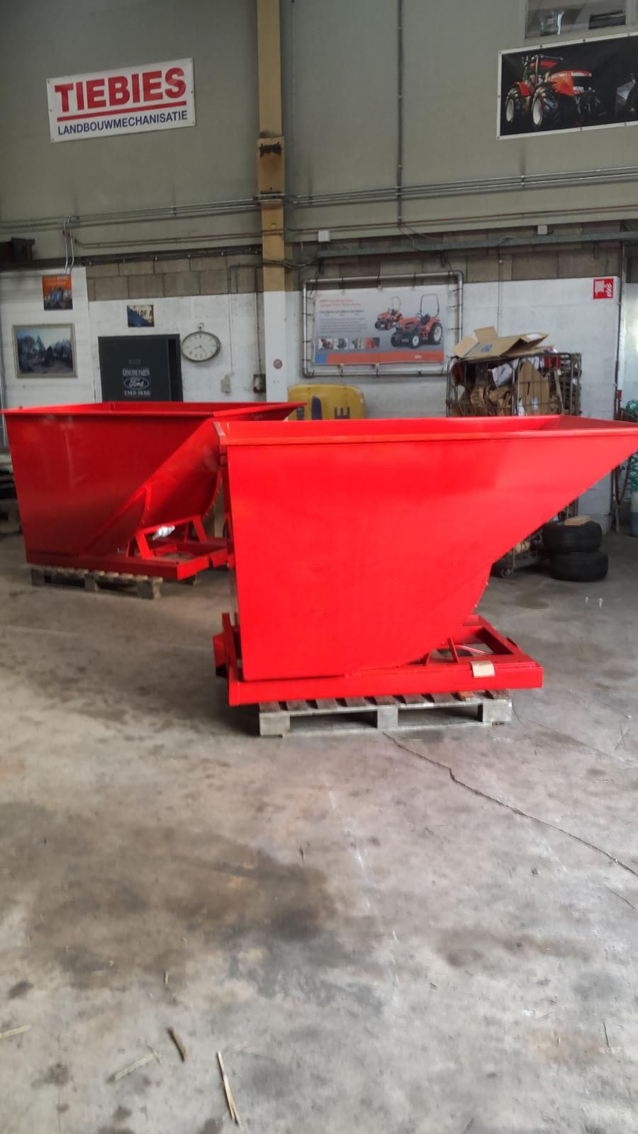 kiepcontainer 1700 l