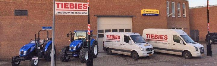 new holland tractoren uitgeest